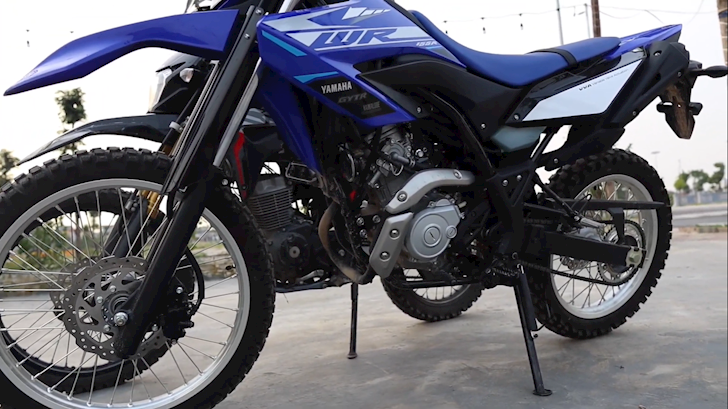 Cao cao Yamaha WR 155 2020 ve Viet Nam voi gia 80 trieu dong 2