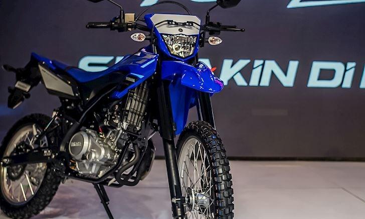 Cào cào Yamaha WR 155 2020 về Việt Nam với giá 80 triệu đồng