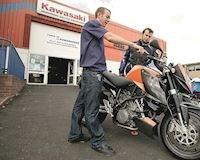 Thủ tục sang tên xe máy cũ cho người mới chơi xe