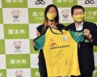 Thú vị: Nữ siêu sao Nhật Bản gia nhập đội bóng nam, gây sốt thế giới