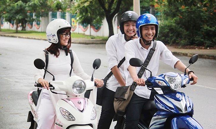 Học sinh đủ 16 tuổi là có thể chạy xe dưới 50cc nhưng vẫn cần học luật