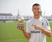 MỚI: Bayern thắng 8-0; Ronaldo nhận giải thưởng lớn