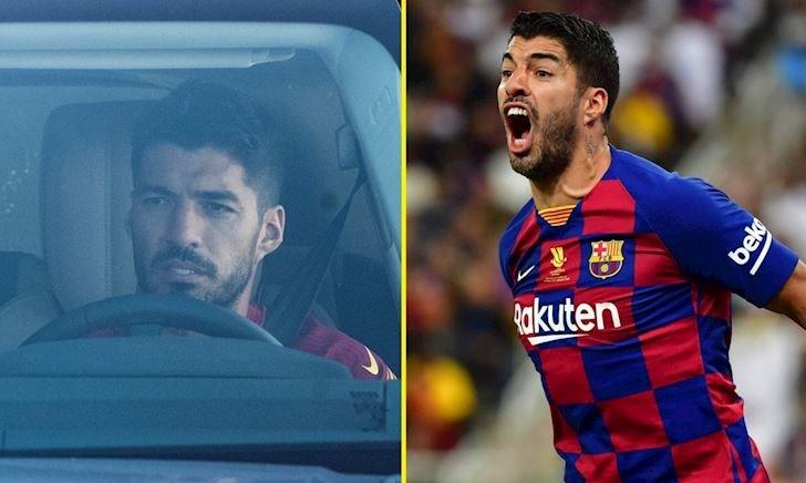 MỚI: Chelsea thắng 6-0; Suarez khóc khi rời Barca