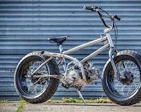 Xe đạp BMX độ động cơ có thể chạy tới 100 km/h