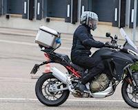 Ducati Multistrada V4 2021 sử dụng động cơ 1158cc
