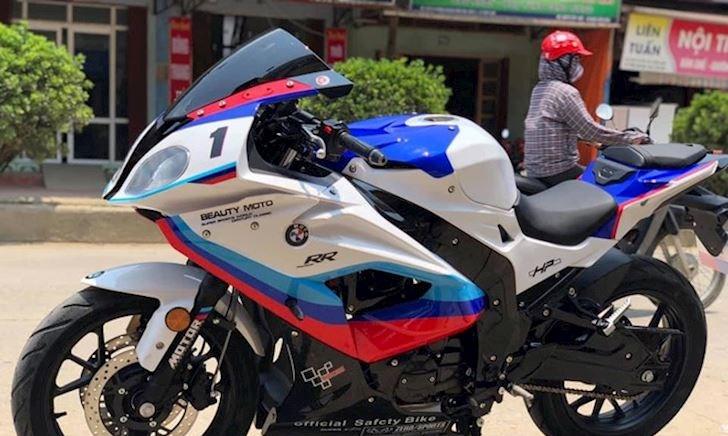 BMW S1000RR giá chỉ 30 triệu đến từ thị trường Trung Quốc