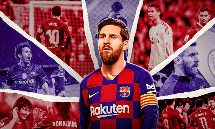 Chuyển nhượng 3/9: Barca lật kèo ngoạn mục vụ Messi; MU bán Smalling