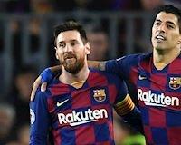 Suarez lật kèo Ronaldo, ở lại với Messi