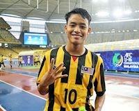 Thần đồng Malaysia liên tục ghi bàn, gây sốt giải Bỉ