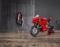 Đồ chơi của biker, mô hình lắp ráp LEGO Ducati Panigale V4 R