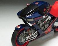 Chiếc mô tô siêu dị đến từ đội Suzuki - Falcorustyco Concept