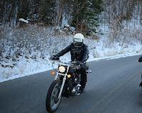 5 mẹo giữ ấm khi chạy xe máy giữa thời tiết lạnh