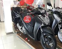 Choáng váng, Honda Sh 2019 đội giá lên đến 170 triệu đồng