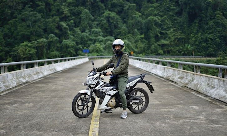 Chia sẻ thật lòng sau 30.000km sử dụng Suzuki Raider Fi