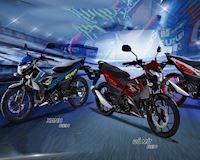 Có tem mới, giữ nguyên giá nhưng Suzuki Satria 2021 vẫn sẽ khó bán