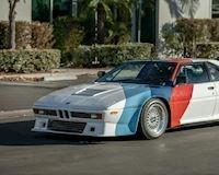 Chiếc xe hiếm thuộc sở hữu của nam diễn viên phim Fast and Furious được rao bán