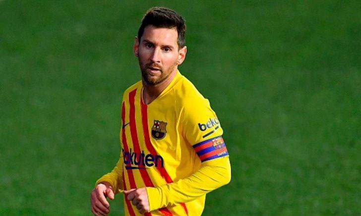 Lionel Messi bị đàn em Ronaldo chiếm ngôi số một La Liga