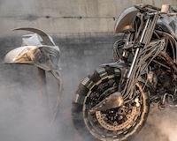 Chiếc Ducati độ cực dị khiến cho nhiều người khiếp sợ