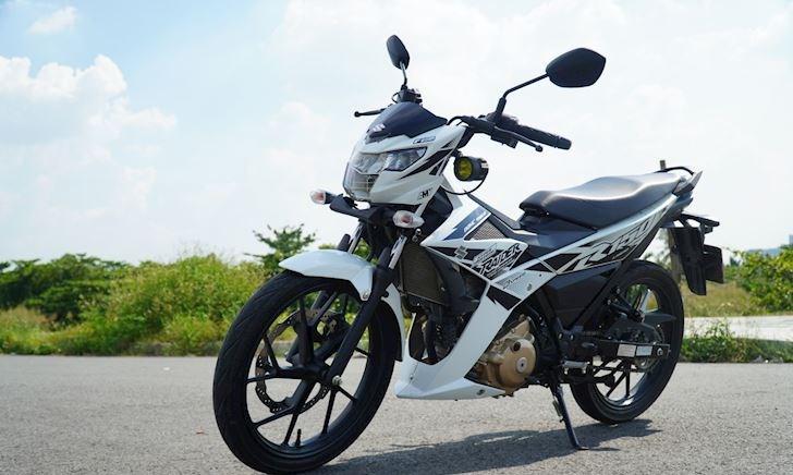 Những lỗi và hư hỏng của Suzuki Raider Fi sau 30.000km