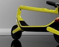 Mẫu xe điện hiện đại Unagi Model Eleven, với công nghệ chỉ có trên mô tô cao cấp