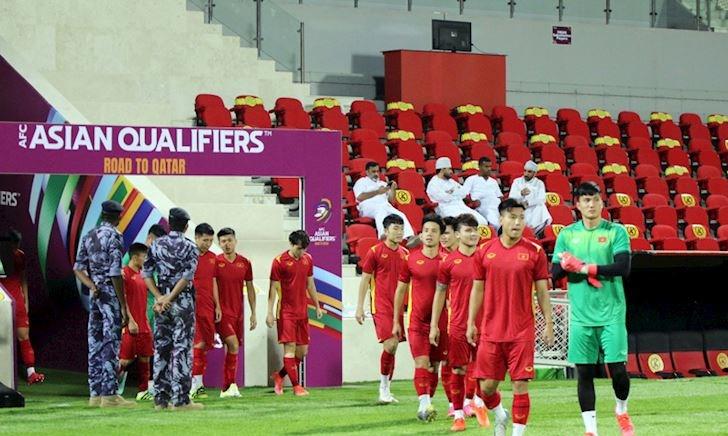 Tructiepbongda, Link xem trực tiếp Việt Nam vs Oman 23h ngày 12/10