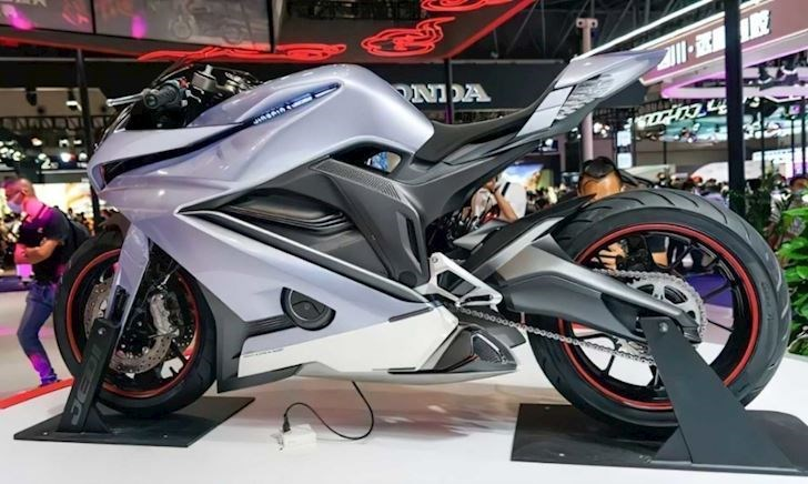 Mẫu sportbike với ngoại hình tuyệt đẹp từ hãng xe Trung Quốc