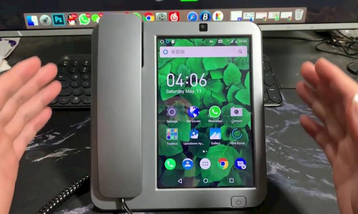 Tìm hiểu về chiếc điện thoại bàn thông minh chạy Android đang nổi rần rần hổm giờ
