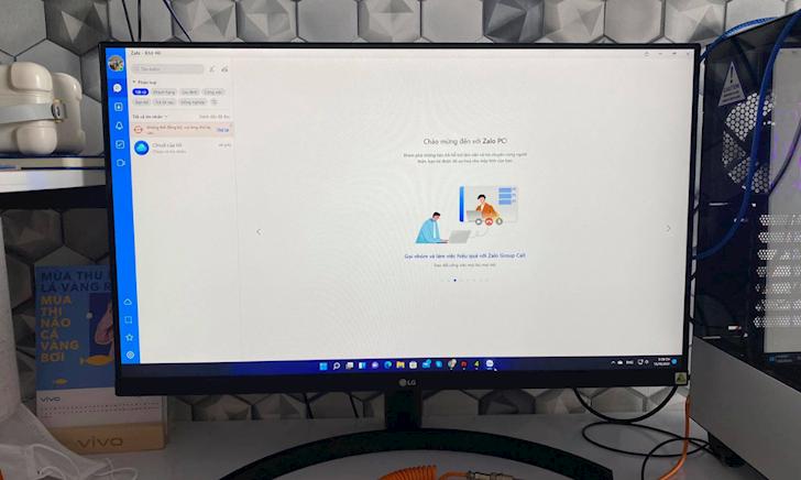 Ứng dụng Zalo lên máy tính gặp lỗi và cách khắc phục tạm thời