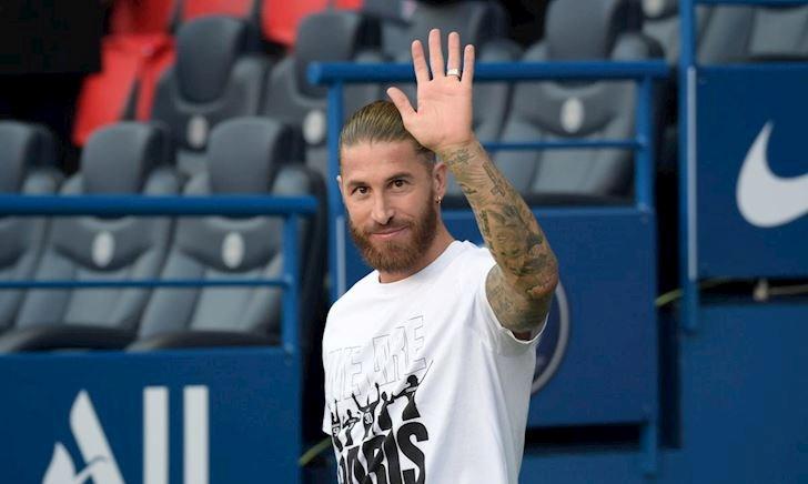 Sergio Ramos bị chỉ mặt là tân binh tệ nhất mùa hè 2021
