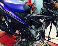 Nhận biết một chiếc xe máy bị hư chén cổ đơn giản