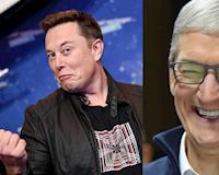 Elon Musk lại vừa có một màn cà khịa Apple về miếng giẻ lau màn hình giá hơn 400 nghìn đồng