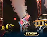 Sự việc đổi tên FanPage hàng loạt lại tiếp tục tái diễn với các thí sinh Rap Việt