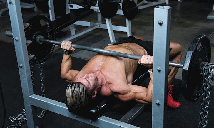Bài tập tăng cơ toàn thân cho nam giới gầy đến rất gầy (Phần 1)