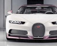 Món quà tiền tỷ Bugatti Chiron Alice dành cho người vợ may mắn nhất năm