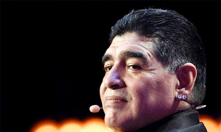 Tài sản 71 triệu bảng của Maradona bốc hơi không lý do