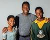 'Thánh dự đoán' Pele thú nhận không nhớ đã có bao nhiêu đứa con