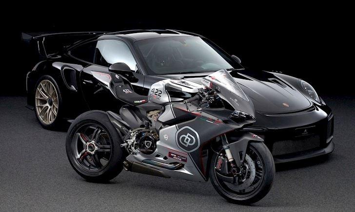 Ducati Panigale 442 Corse Superb đắt hơn cả Superleggera