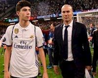 Zidane tận dụng quyền lực, đẩy con trai thứ 3 lên đá cho Real
