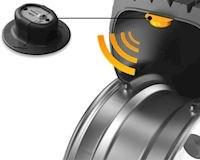 Lốp xe thông minh của Continental, có thể thông báo thông tin quan trọng của lốp