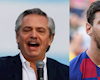 Tổng thống Argentina phải đi thuê chuyên cơ của Messi để dùng