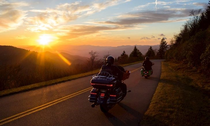 5 thú vui chỉ khi chạy xe máy mới cảm nhận được