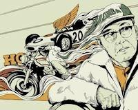 Người sáng lập ra Honda lại là một thợ máy bình thường, chưa tốt nghiệp Đại Học