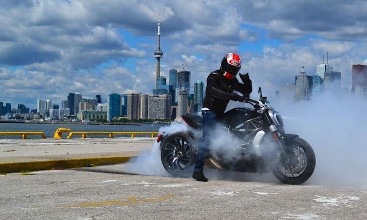 Bị lỗi khung, Ducati XDiavel S 2016-2018 và XDiavel STD phải triệu hồi vì động cơ có thể rơi