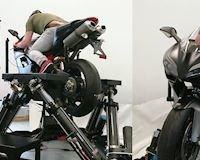 Công nghệ mô phỏng giúp anh em biker trở thành tay đua thực thụ