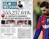 5 quan chức Barca dính líu đến màn đâm sau lưng Messi