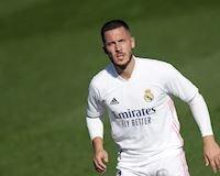 'Thùng rác vàng' Eden Hazard khiến Real Madrid ngán ngẩm