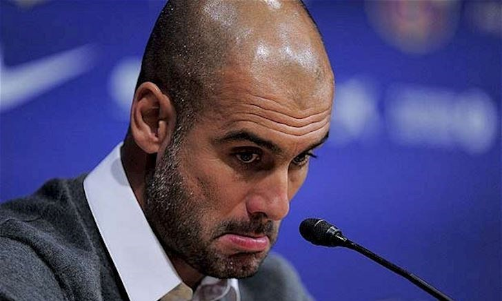 Suy sụp với 'rừng gỗ' Man City, Pep kéo thủ môn lên đá 11m