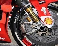 Phanh đĩa thông gió cải tiến từ Brembo trên các xe MotoGP