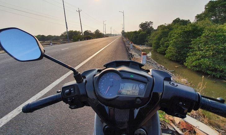 Biker đi Vũng Tàu không thể bỏ qua con đường tắt cám dỗ này