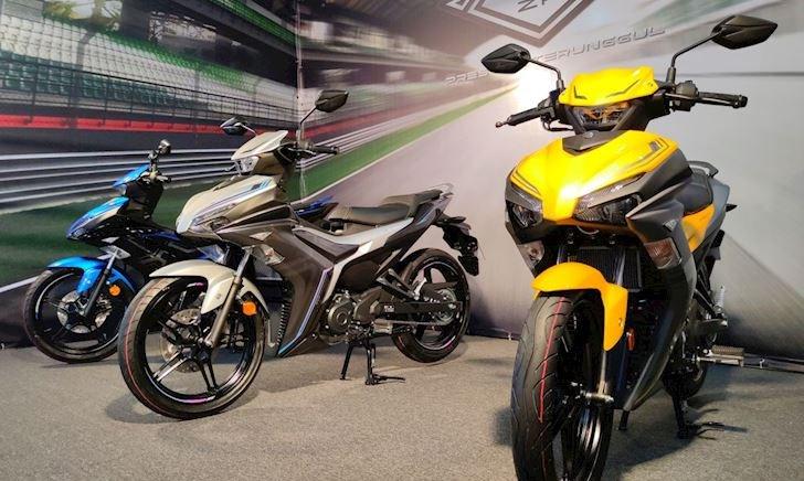 Exciter 155 có mặt ở Malaysia với tên gọi Yamaha Y16ZR, giá hơn 61 triệu đồng